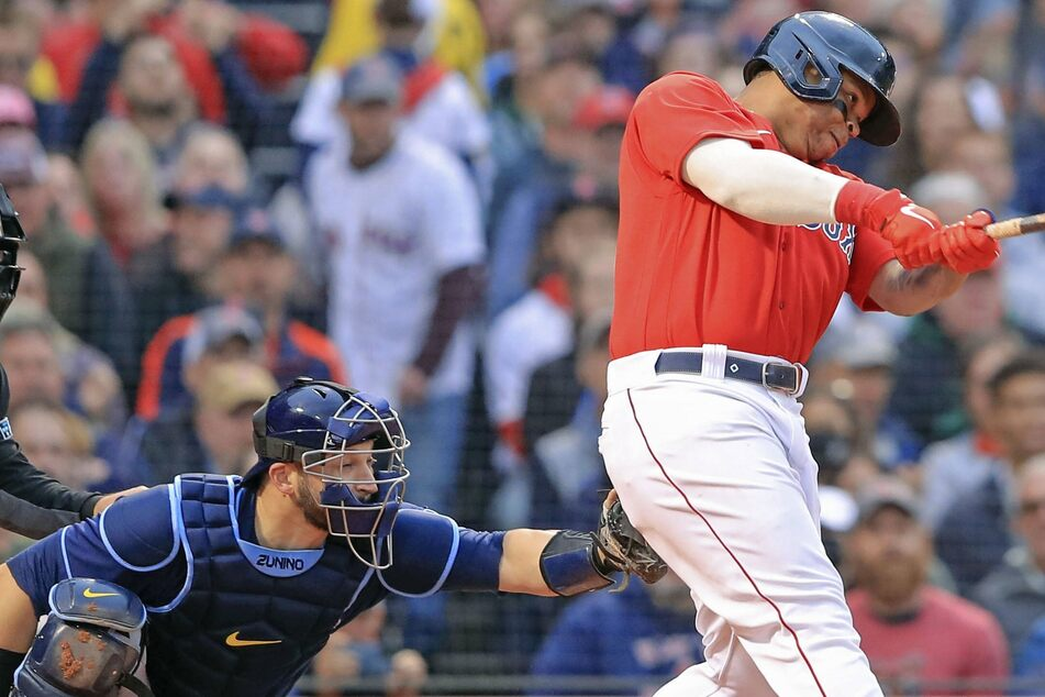 MLB: The Red Sox walk-off again and move on in the ALCS after eliminating the Rays