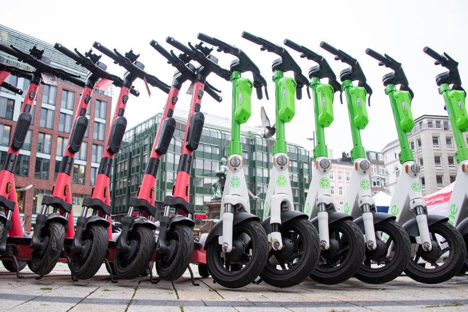 Leipzig: Ab November in Leipzig: E-Scooter zum Mieten an LVB-Stationen