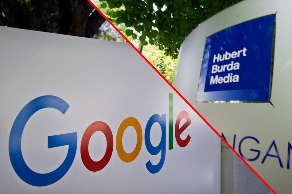 Der Medienkonzern Hubert Burda Media hat gegen eine Kooperation zwischen dem Bund und Google geklagt.