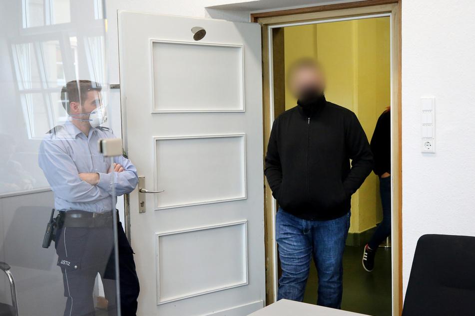 Der Rechtsextremist (41) ist wegen Anstiftung zur Beleidigung schuldig gesprochen worden. (Foto vom 28. August 2020)
