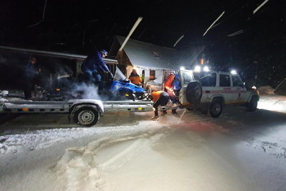 Zwei Tote bei Lawinen-Unglück in der Hohen Tatra