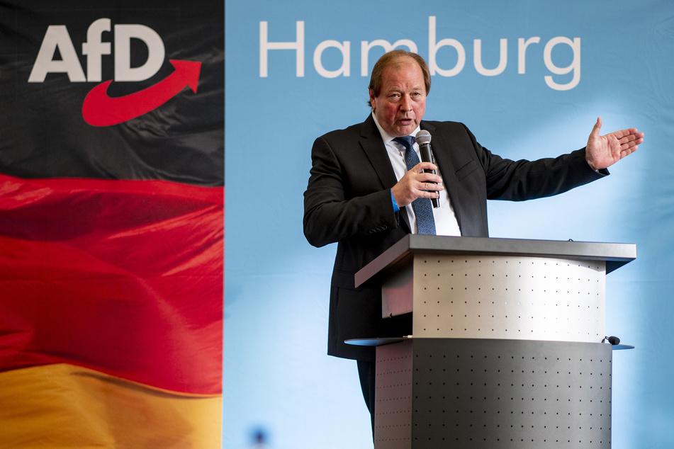 """""""Schlapphüte"""": AfD-Chef ätzt gegen Bundesamt für Verfassungsschutz"""