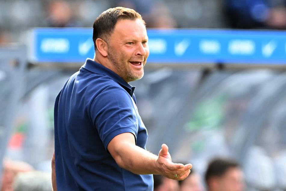 Hertha-Coach Pal Dardai (45) hatte nach der Pleite gegen die Bayern indirekt seinen Rücktritt angeboten.