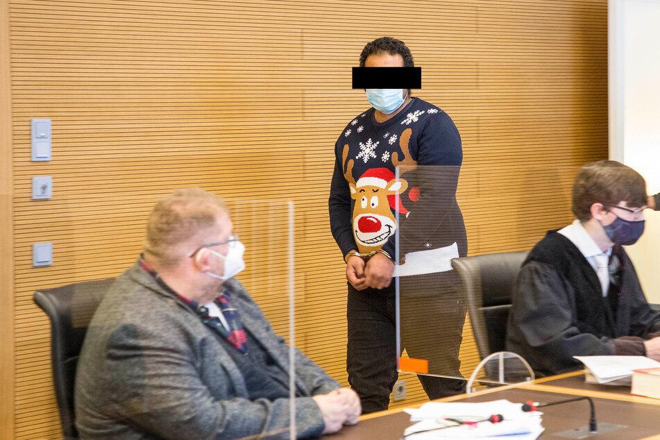 Gideon W. (34) könnte dauerhaft untergebracht werden. Das Landgericht beschäftigt sich seit Montag mit dem psychisch kranken Dresdner.
