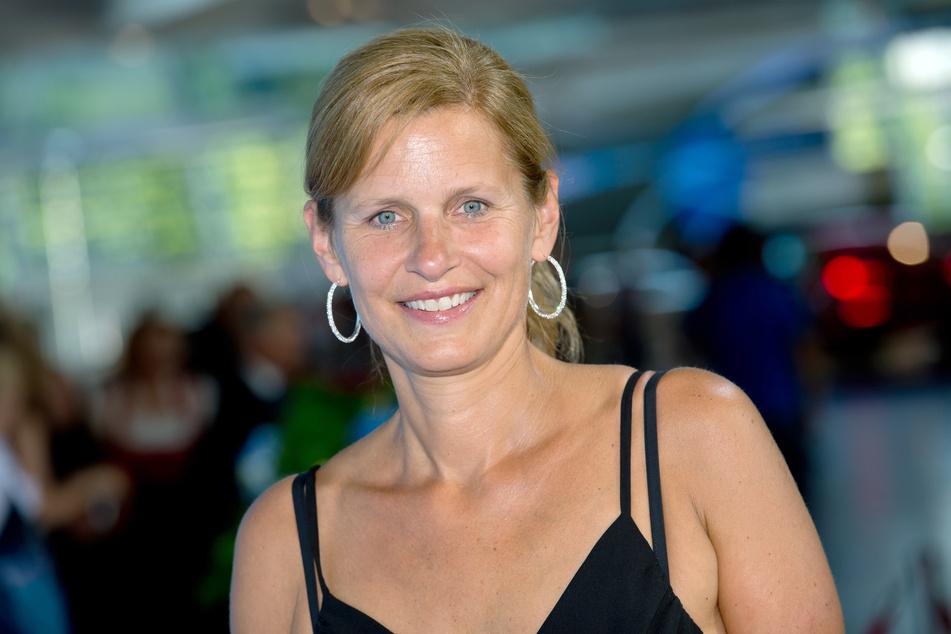 War Teil der Jury: TV-Moderatorin Katrin Müller-Hohenstein (55).