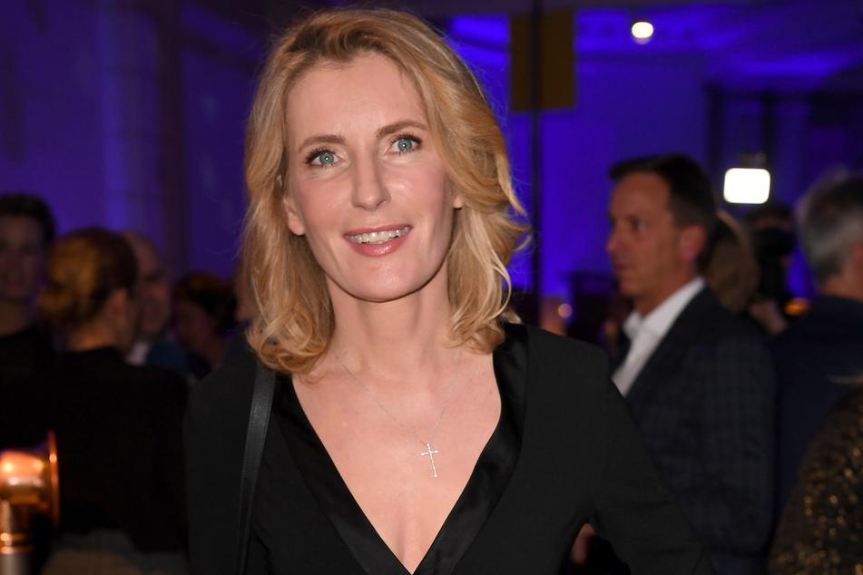 Schauspielerin Maria Furtwängler (53) erkennt sich in dem geteilten Video wieder.