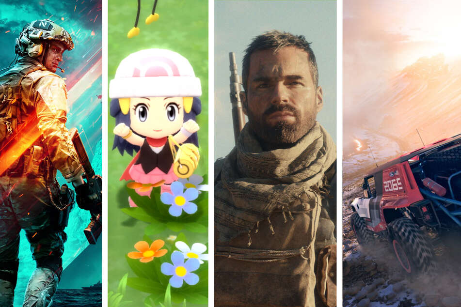 Schnelle Autos, scharfe Knarren: Diese Games erscheinen im November!