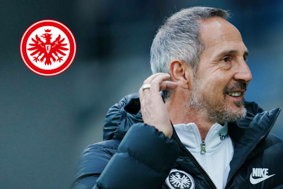 """""""Historische Chance"""": Nach Bobic-Wirbel will Eintracht auf Kurs Champions League bleiben"""