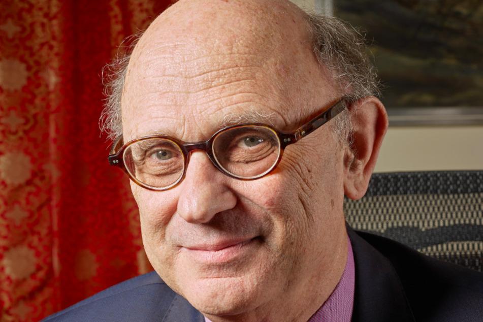 Mediziner Dietger Niederwieser (68) fordert zur Stammzellspende auf.