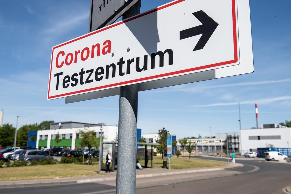 Corona-Testzentren des öffentlichen Gesundheitsdienstes sind vor allem für Reiserückkehrer und etwa Kontaktpersonen gedacht.