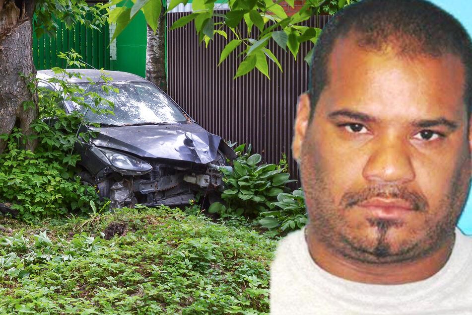 Mann (†45) dreht nach Unfall völlig durch und wird am Ende erschossen