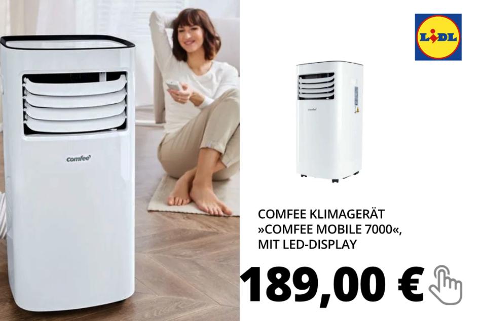Comfee Klimagerät »Comfee Mobile 7000«