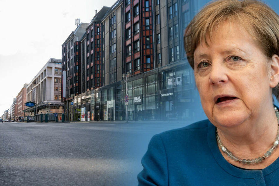 Angela Merkel berät am Sonntag mit den Ministerpräsidenten um weitere Maßnahmen.