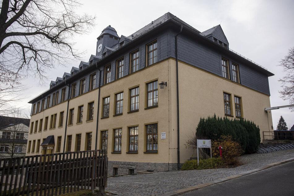 Die Oberschule in Grünhain-Beierfeld muss schließen.