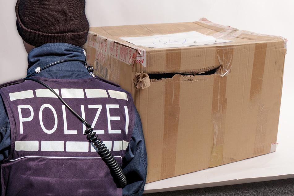 Bestialisch stinkendes Paket sorgt für Großeinsatz der Polizei