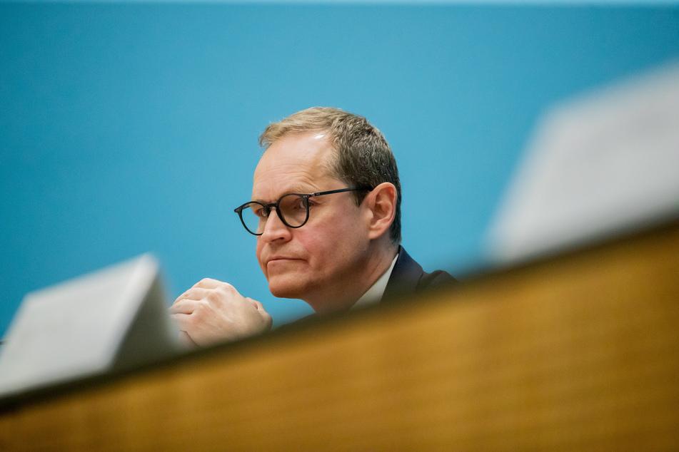Berlins Regierender Bürgermeister Michael Müller (56, SPD) hatte bereits Konsequenzen angekündigt.