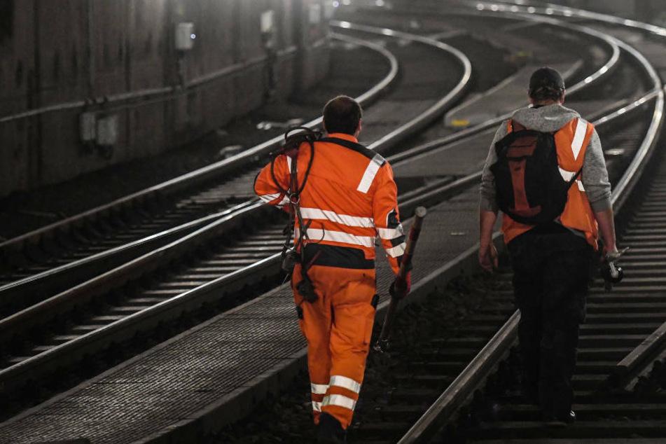 Frankfurt: Umleitungen und Ausfälle: Frankfurts zentraler S-Bahn-Tunnel wird am Wochenende gesperrt