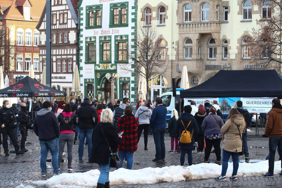 Jojo-Effekt in Thüringen: Corona-Inzidenz klettert weiter in die Höhe