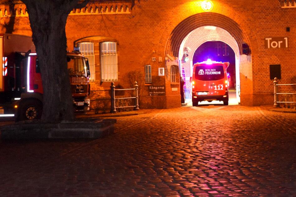Feuer in Berliner Gefängnis ausgebrochen: Person in Zelle gestorben!
