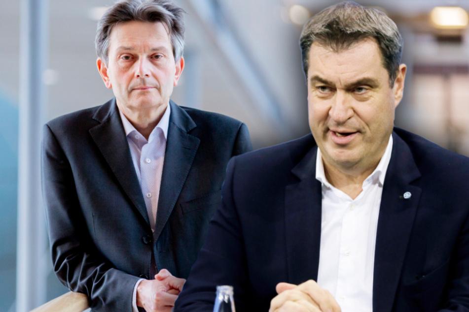 """SPD-Fraktionschef schießt gegen Markus Söder: """"Theatralisch und selbstverliebt"""""""