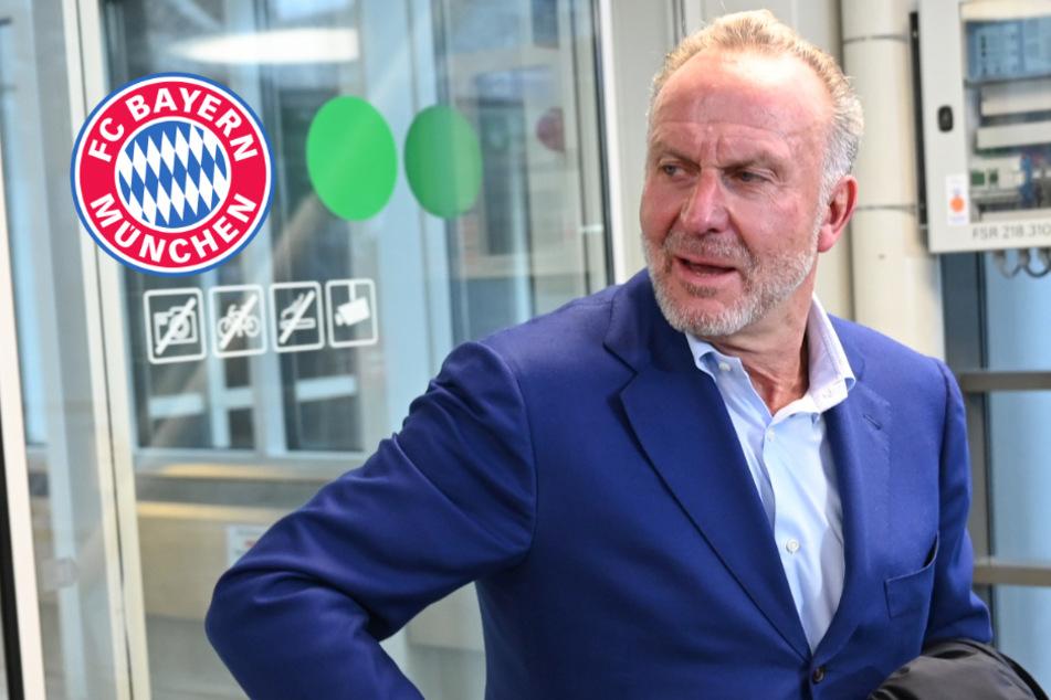 """""""Beim dritten Mal ist der Trainer in Gefahr"""": So geht Bayern-Boss Rummenigge mit Niederlagen um"""