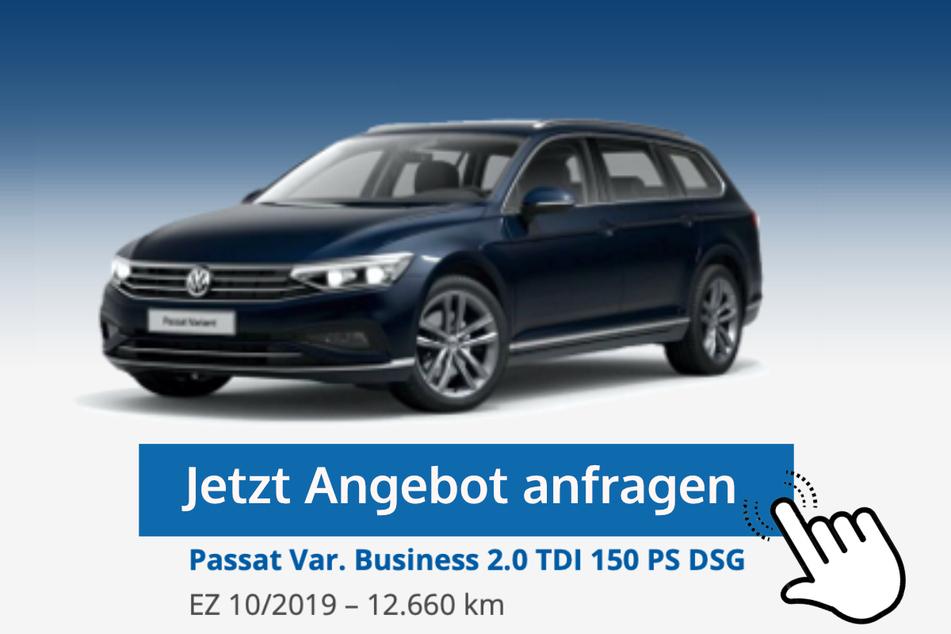 Passat Var. Business (2.0 TDI 150 PS DSG ) für 27.890 Euro bzw. 259 Euro/Monat*