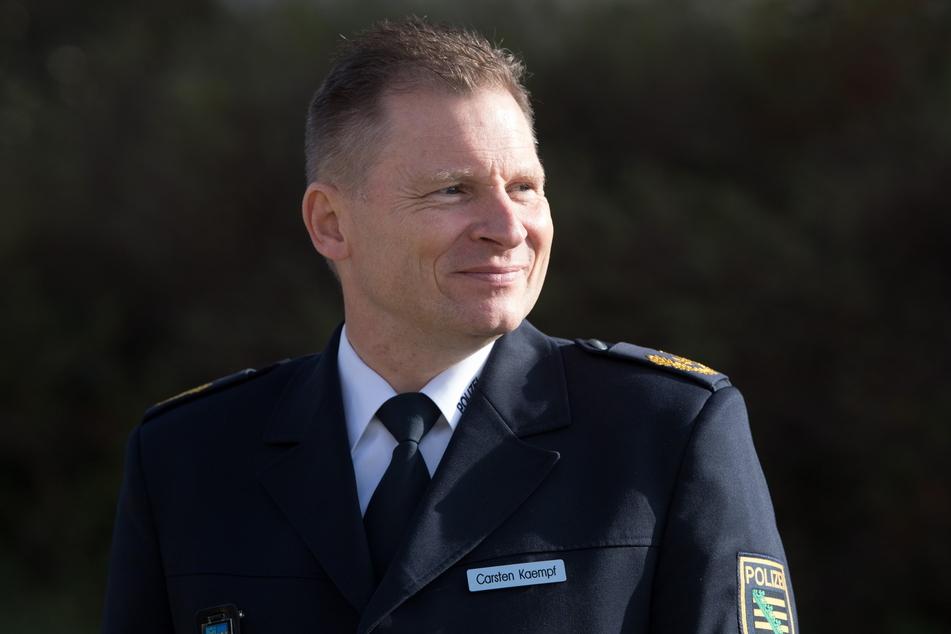Chemnitz: Hochschulrektor wird neuer Polizeichef in Chemnitz