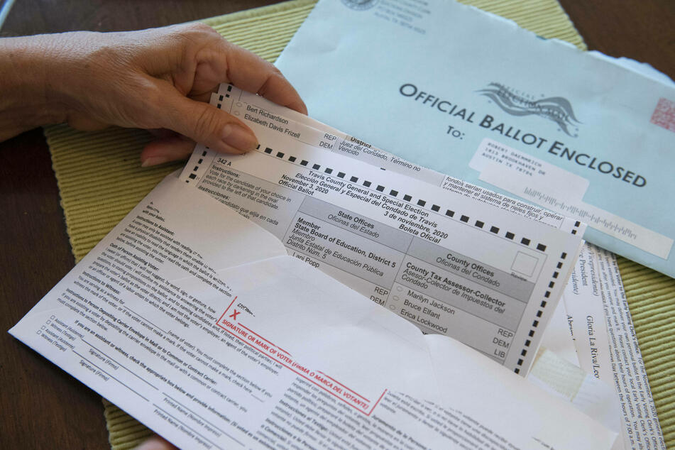 Absentee ballots allowed many Texans to vote without risking their health and safety during the coronavirus pandemic.