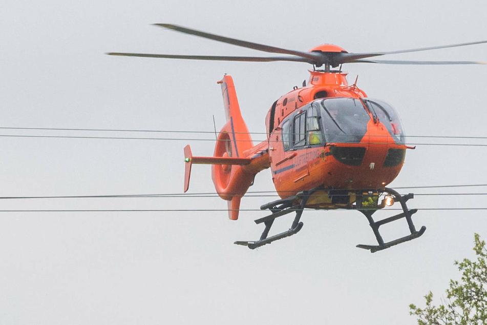 Am Samstagnachmittag sind auf der B96 bei Stralsund zwei Frauen bei einem Auffahrunfall schwer verletzt worden und mussten mit einem Rettungshubschrauber ins Krankenhaus geflogen werden. (Symbolfoto)