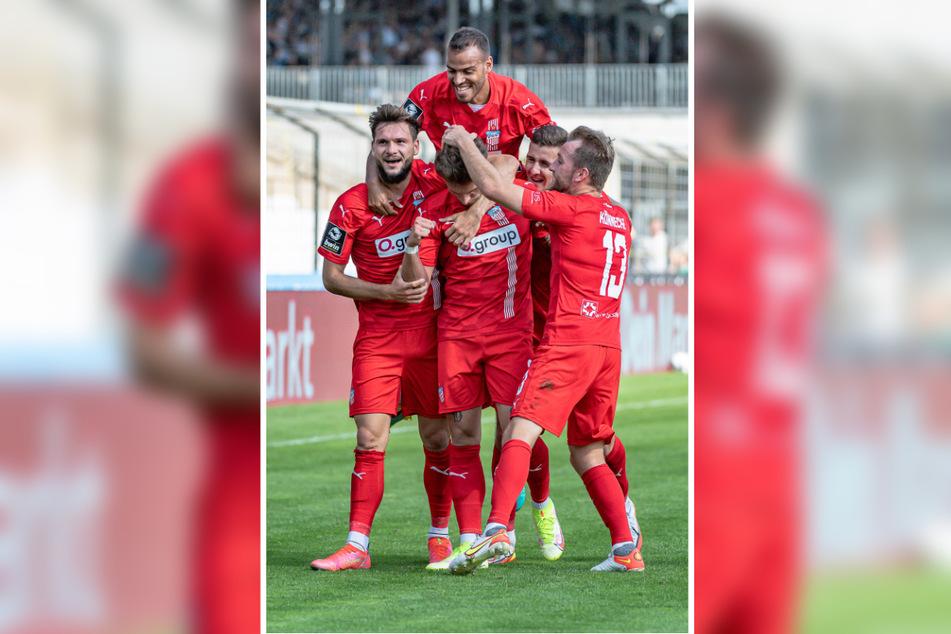 Der FSV hat endlich wieder Grund zum Jubeln! Gegen die Münchner Löwen holten die Schwäne mal wieder drei Punkte.