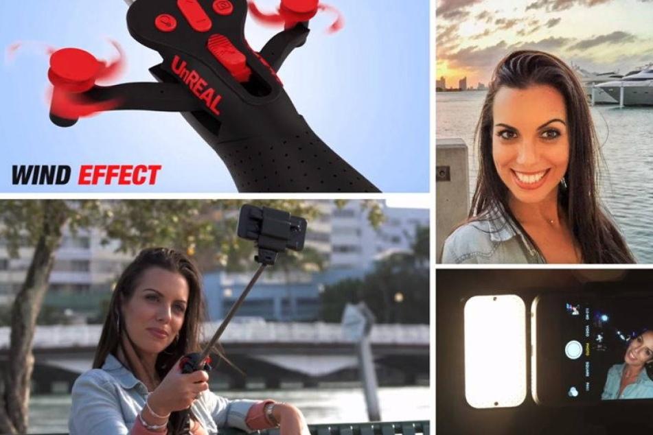 Jede Frau ist verrückt nach diesem neuen Selfie-Stick