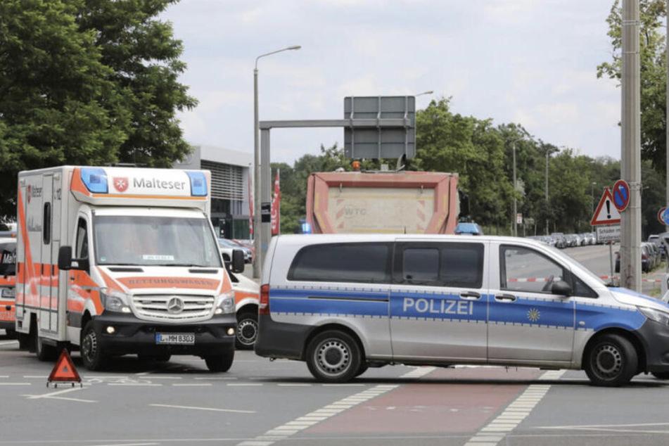 Nach zahlreichen Unfällen: Bald nur noch Lkws mit Abbiege-Assistent im Leipziger Stadtgebiet?