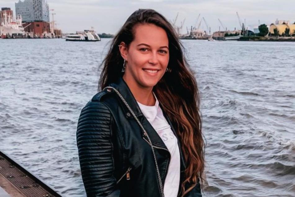 Antonia Damisch (20) möchte eine wichtige Botschaft übermitteln: Sie möchte darauf aufmerksam machen, wie wichtig es ist, das Kinder schwimmen können.