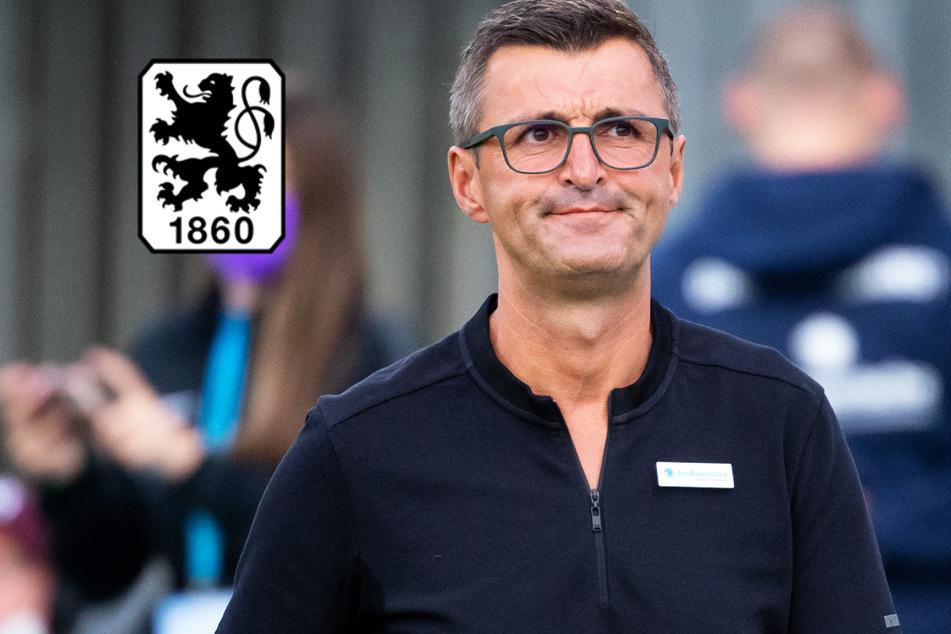 """Remis-Fluch verfolgt 1860 München: Köllner kritisiert """"Schiri-Geschenk"""" für Saarbrücken"""