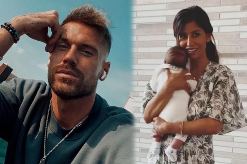 "Eva Benetatou weint im TV – Baby-Vater Chris: ""Mir geht's blendend"""