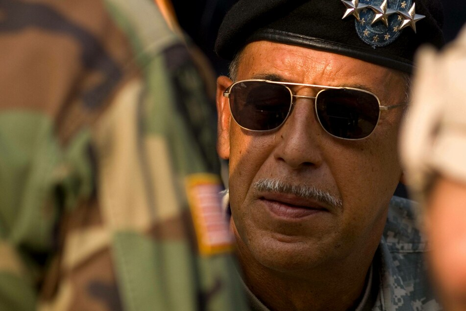 Retired Army Lt. Gen. Russel Honore is leading a review of Capitol security (archive image).