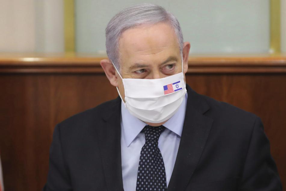 Benjamin Netanjahu (70), Premierminister von Israel.