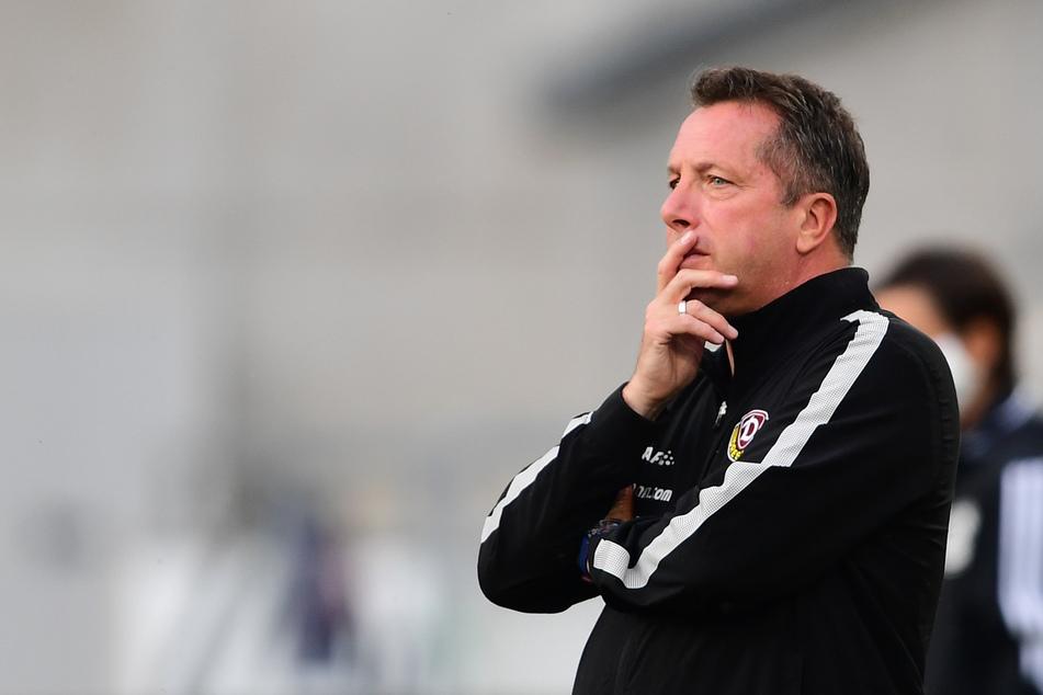 Dynamo-Coach Markus Kauczinski (50) und seine Mannschaft stecken in der Vorbereitung auf die neue Saison.
