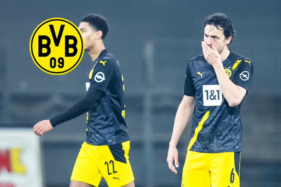 BVB-Kämpfer Thomas Delaney vor dem Absprung!