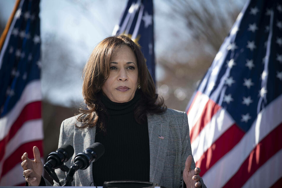 Vice President-elect Kamala Harris says Black women's concerns are too often ignored in the US health care system.