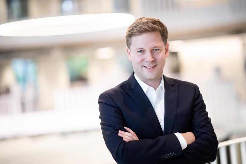 Helge Fuhst (37), Zweiter Chefredakteur von ARD-aktuell hält die regionale Verwurzelung für eine große Stärke des Rundfunkverbunds.