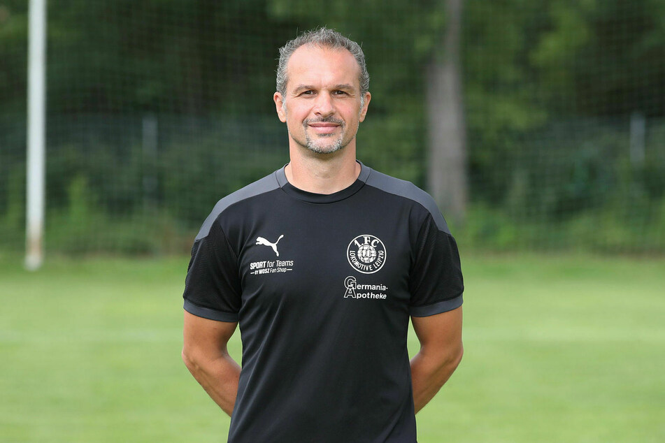 Feierte am 2. Spieltag der Regionalliga Nordost den ersten Sieg: Lok-Trainer Almedin Civa.