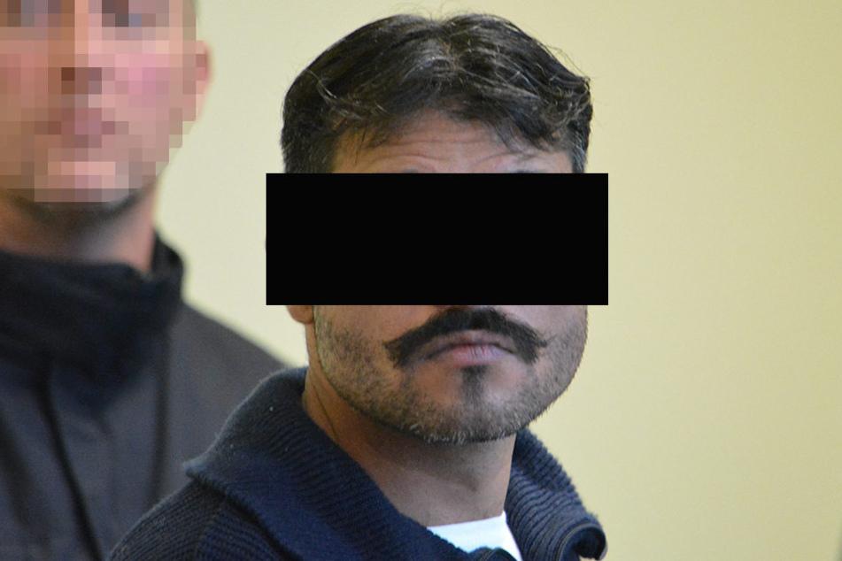 Der 38-Jährige wurde zu fast vier Jahren Haft verurteilt (Archivfoto).