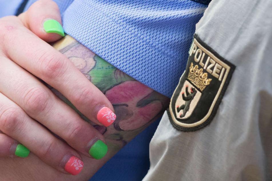 Tattoos gelten somit nicht länger als Ausschlusskriterium. (Bildmontage)