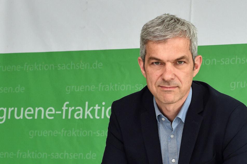 Wahl war einstimmig: Zschocke nun offiziell OB-Kandidat
