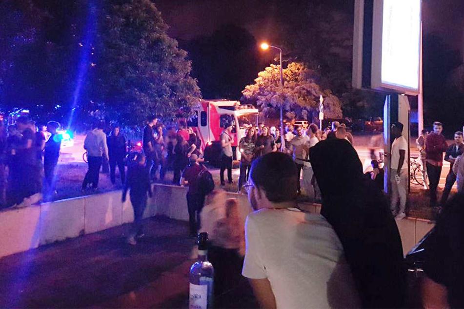 Schock auf Studentenparty! Hunderte Feiernde müssen Club verlassen