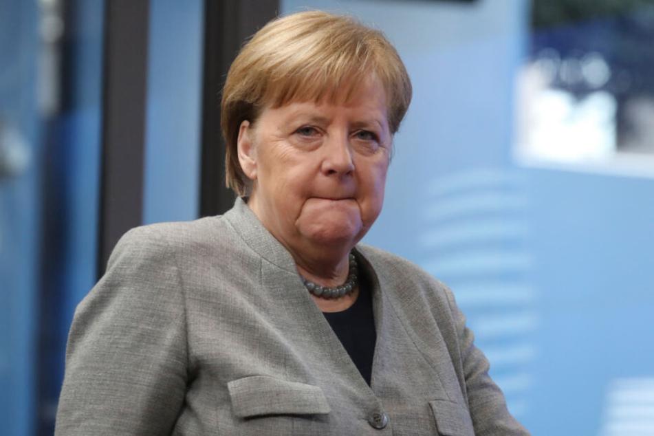 Wird in Dresden geehrt: Bundeskanzlerin Angela Merkel (65, CDU).