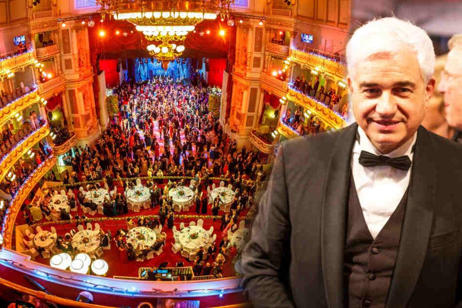 Dresden: Semperoper kündigt Vertrag mit Opernball-Veranstaltern!