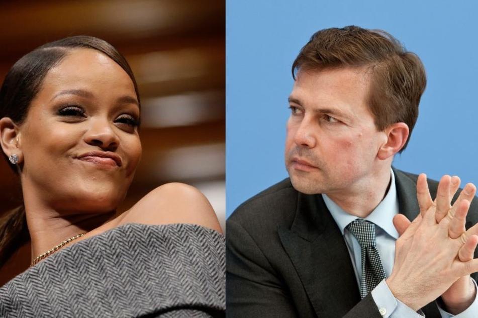 Was verbindet Rihanna und Steffen Seibert wirklich miteinander?