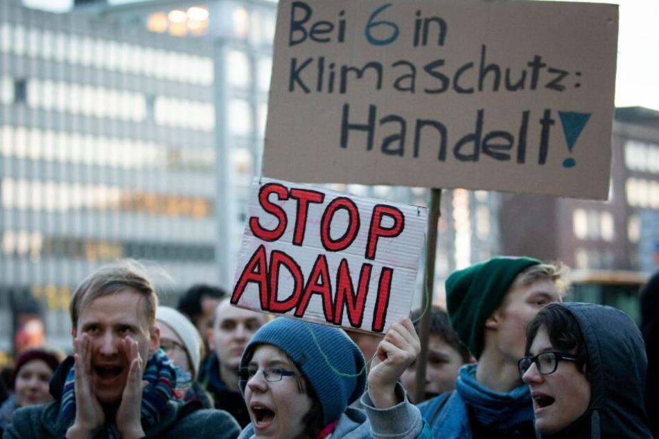 """Spontan-Demo gegen Siemens! """"Fridays for Future""""-Proteste am Montag"""